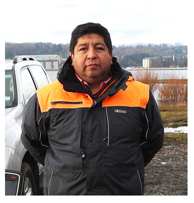 MARCO A. CARIMAN PEREZ